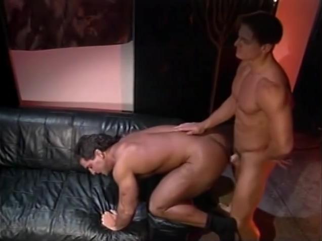 Muscled Hunks Fucking - VCA i-no hentai