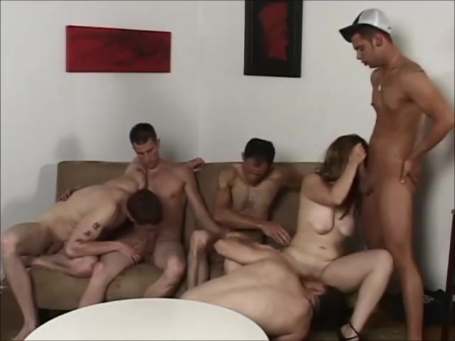 Five gzeroy men and one girl kayla kayden don t touch her