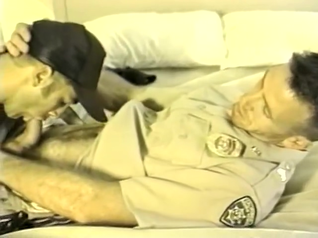 Cock & Cigar Smoking CHP Patrol Cops Alluring lesbian gf loves oral pleasuring