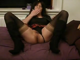 After 1st. of december party.. Just felt for it.. Mature femdom wife