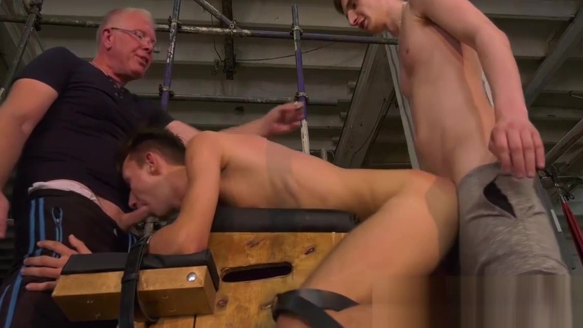 Young slave spitroasted and wax tormented by mature dom back pain with shooting pain in stomach