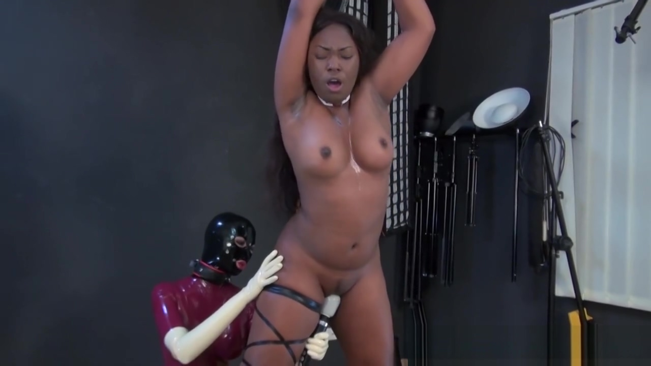 Mistress makes he slave cum hard Hottest Strapon xxx movie