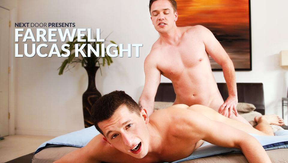 Lucas Knight & Drake Tyler in Farewell Lucas Knight XXX Video Hookup vienna