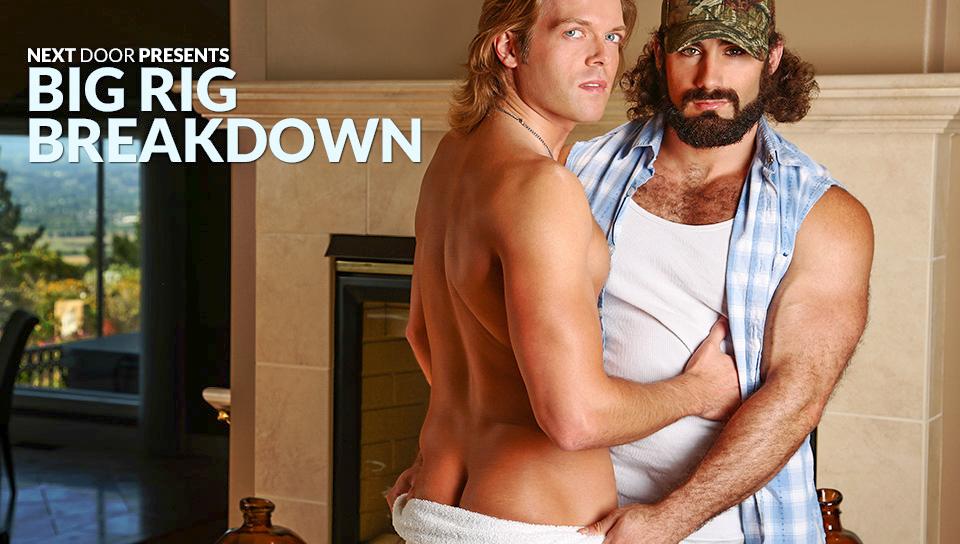 Morgan Shades & Jaxton Wheeler in Big Rig Breakdown XXX Video women mom porn download