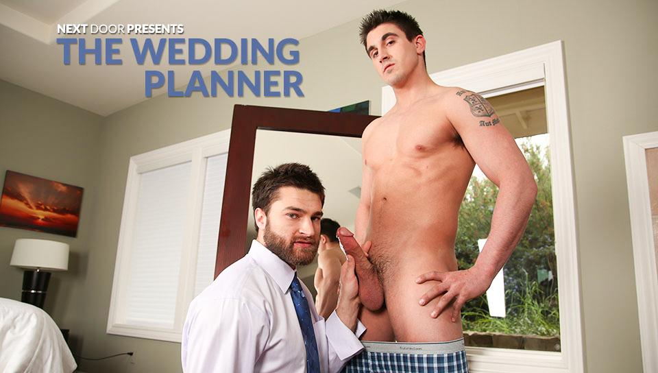 Derrick Dime & Abel Archer in The Wedding Planner XXX Video japanese spit porn videos 1