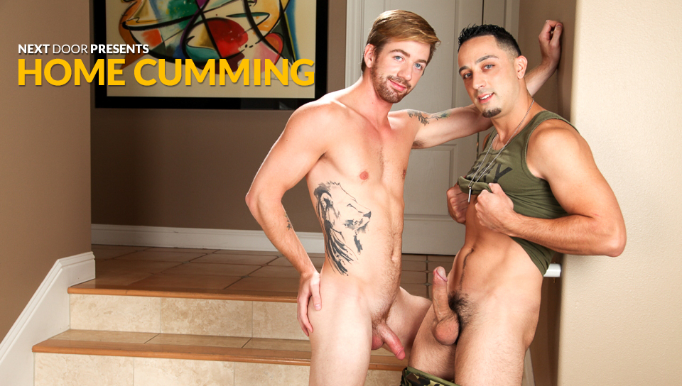 Andrew Fitch & Sean Blue in Home Cumming XXX Video iglu sexyhosting biz site video