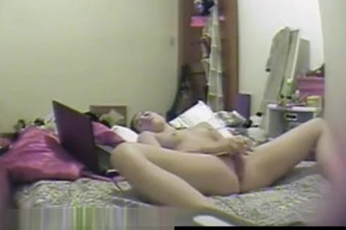 My slut sister masturbating caught by hidden cam Slut in Campo Murao