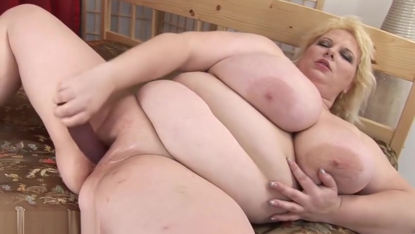 June Kelly - All chubby by herself Spanish Milf Ass