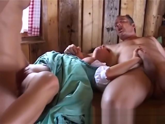 Heidi double penetration