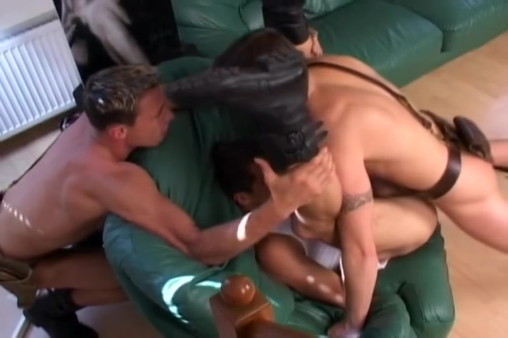 Two military officers suck and fuck straight recruit - Lucas Entertainment naughty america free mobile porn