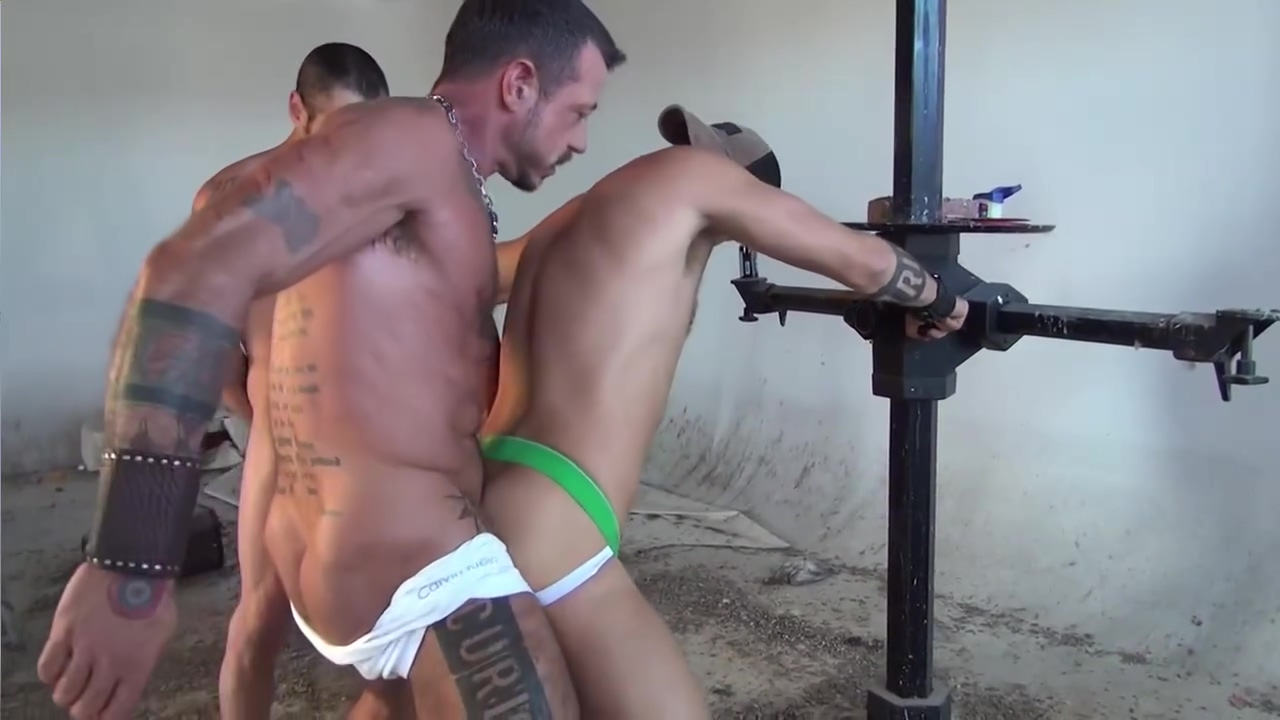 Need 2 Breed - Damon Doggs Cum Factory Barrybee strip fifa