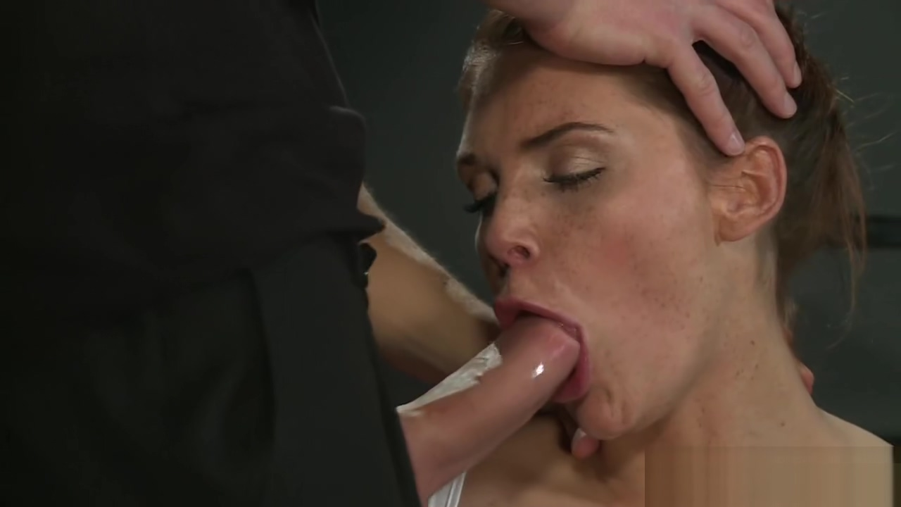 BDSM XXX Master shows his sexy subs what to do with his big tool