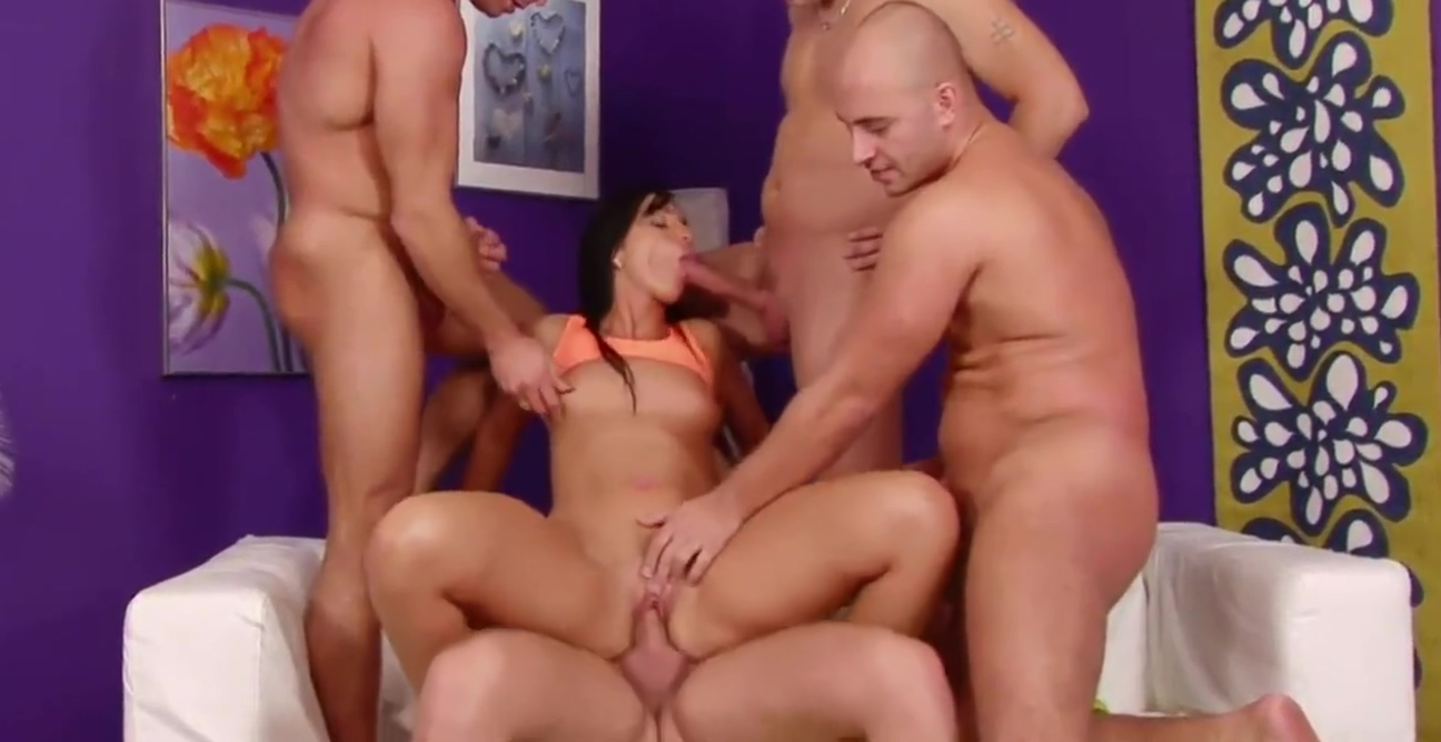 Purple Wall Gangbang ((FYFF)) mothers and daugther sex