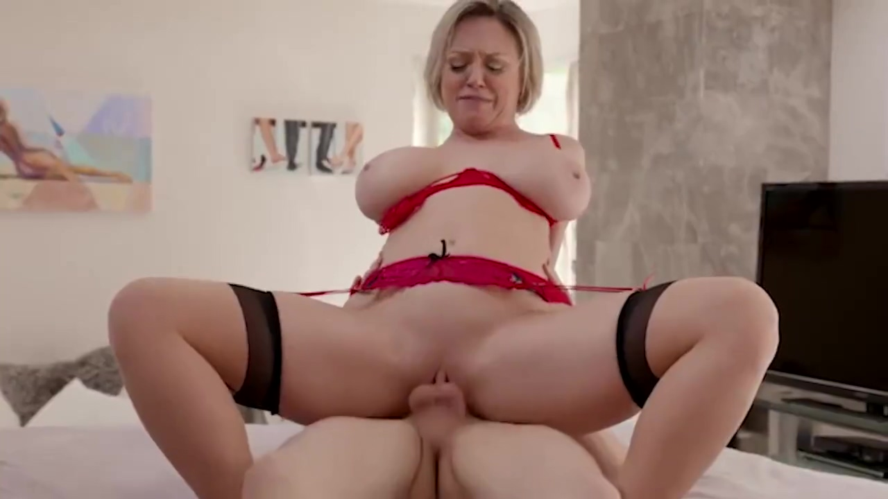 Step Mom and Step Sons Accidental Erection HD - The Viagra Mistake Dilevri Sex Hd