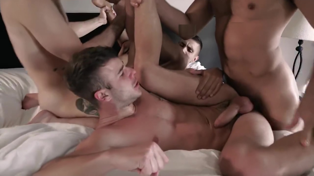 Max, Allen, Rico & Max Wife Anal Galleries