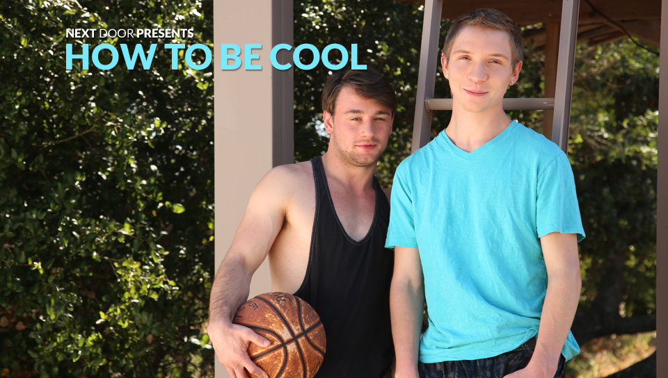 Scott Harbor & Kyle Evans in How To Be Cool XXX Video anal sex free online