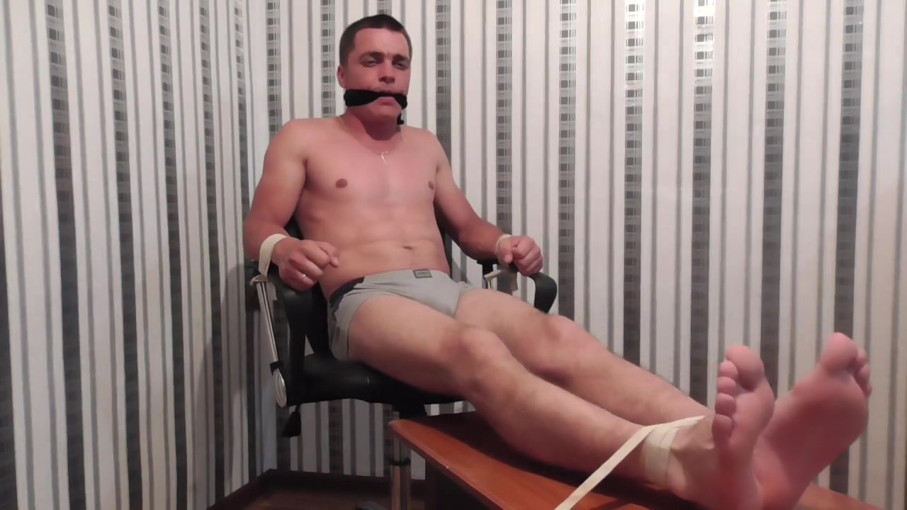 Man Tied To Chair bex taylor klaus nude