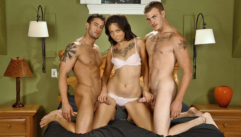 Coco Velvet & Christian Wilde & Cody Cummings in Coco have a double dose of pleasure XXX Video free hot sexy tubes hindi free