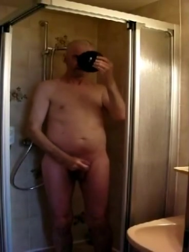 Headshave & Orgasm In The Shower Alison angel flashing boobs gif