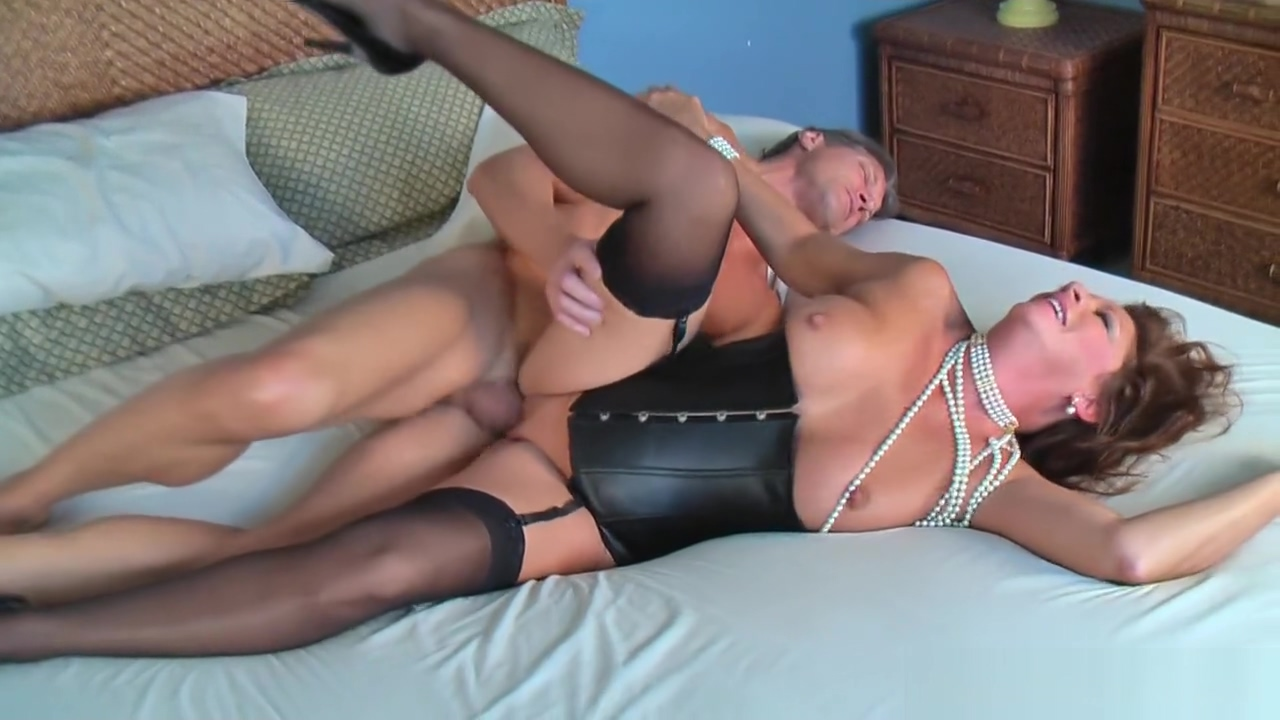 Margot - blowjob and fucks with son #1