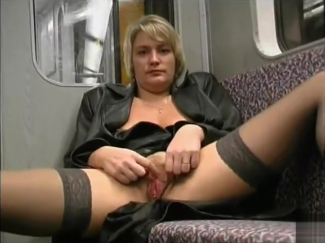 Getting off at her stop - Julia Reaves bottom janet stevens top
