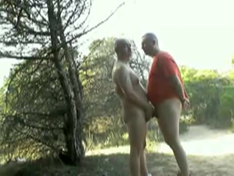 Outdoor ... Man sucks man part2 tight little asian ass