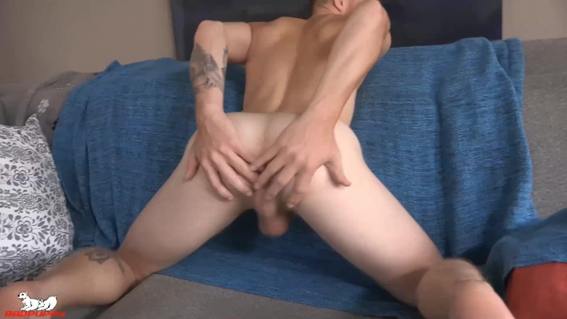 Zach Covington - Badpuppy free cartoon 3d monster porn videos