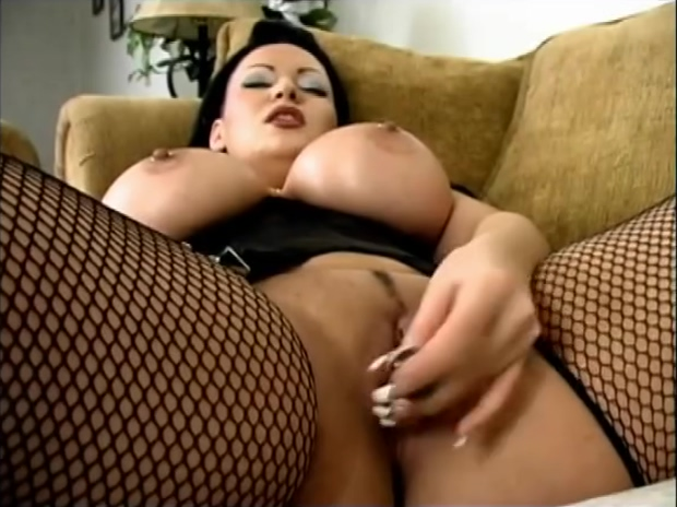MILF with huge tits loves dick so much - Julia Reaves long massage turns to fuck