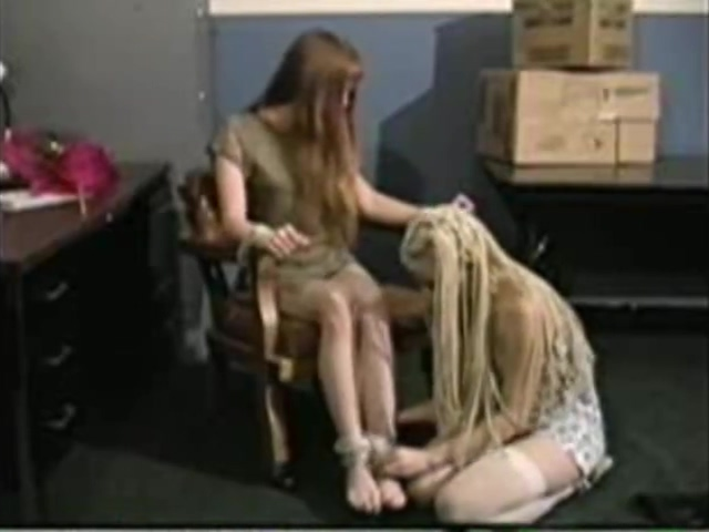 Darby tickled Fuck you gently jack