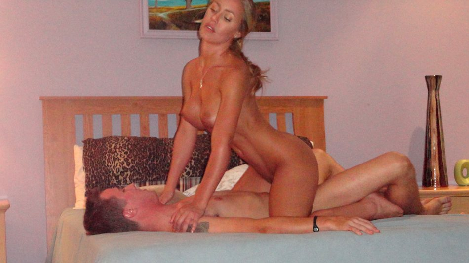 Nicole Aniston in Hottie Blonde Caught with Personal Trainer - PornPros Video