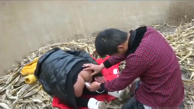 Chinese Creampie On A Garbage Dump Fuck my dirty shithole the