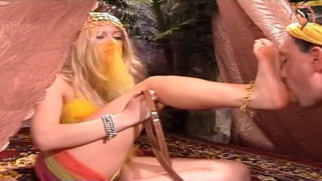 Arab Mistress Talina 3 xxx white men black woman anal