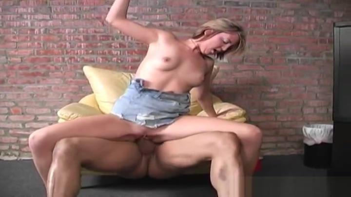 Teasing young gal makes sensuous blowjob Porn ice cream pics