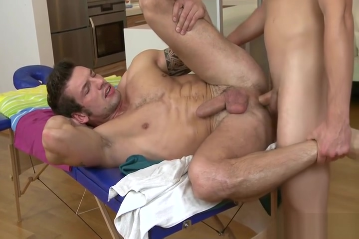 Massage with Dick Shyloh masturbate