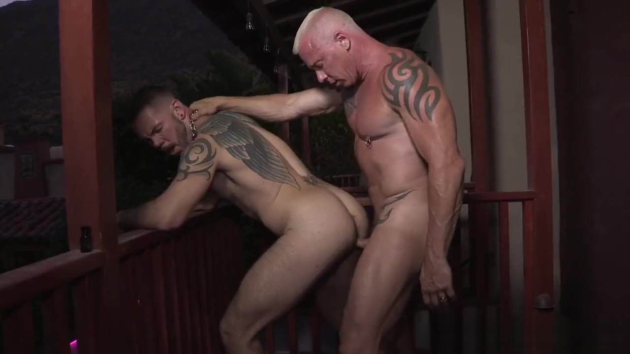 Muscle Silver Daddy Ryan Barebacks Hunk Jason Senior swingers in Ype Jhu