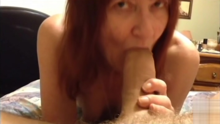 Mellow mature woman in beautiful amateur video Chubby hairy butt
