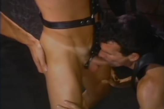 Studio 2000 - Voyeur - Jeff Stryker white dick fuckin black booty girls