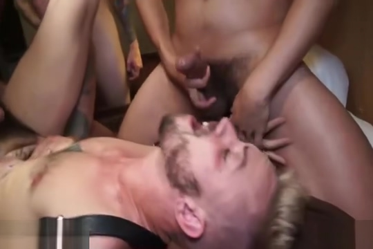 Raw GangBang in a Cheap Motel polina boobs huge areolas