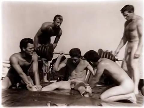 Bob Mizer - Smackdown thai girls in sg neverland naked