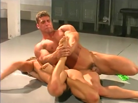 Wrestlers For Hire Sopihia Leon Cumshot