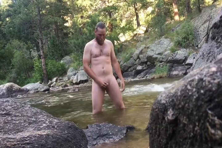 naked river stroking Body female orgasm