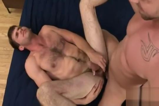 Jimmy Fanz Mitch Vaughn Erotic lingerie tease