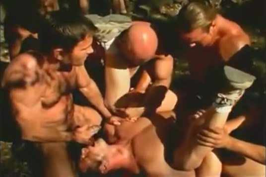 Gangbang camp Hot milf outside showing cunt