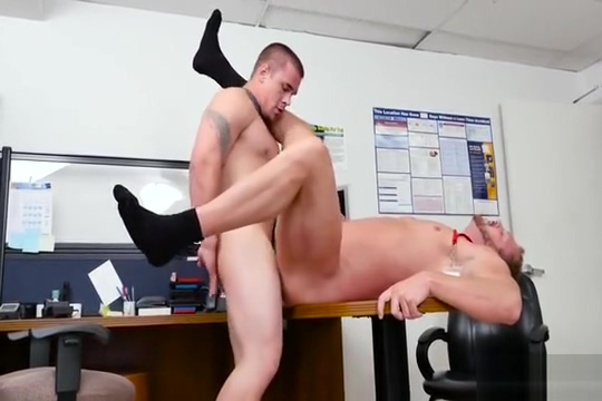 First Day at Work really young threesome sex