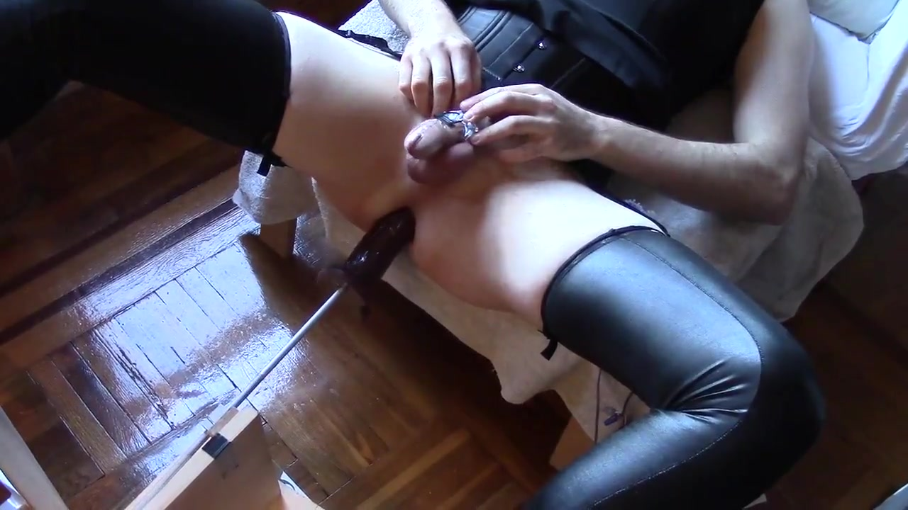 fucking machine hands free fucked at age 18 clips