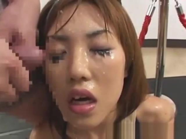 Astonishing porn movie Bukkake craziest exclusive version fat girls free porno