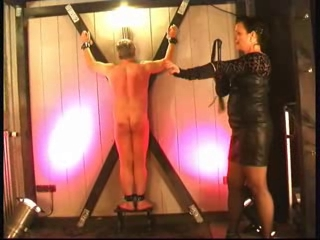 Submissive male gets flogged by an evil dominatrix clinton affairs and assaults
