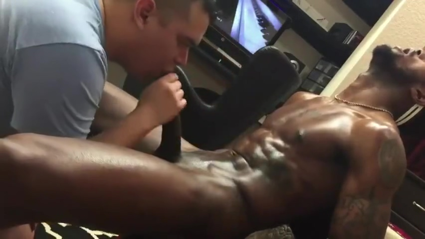 Gloryhole DL thug with a BBC back Crazy gangbang free