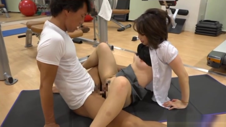unforgettable sensual pussy delighting at the gym mrs watson porn films