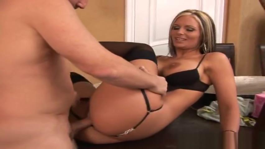 Hand job porn video featuring Hunter and Phoenix Marie Hustler club baltimore sadie